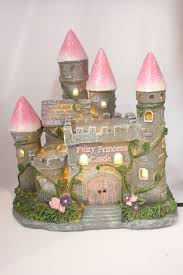 Fairy Castle Night Light Fairy House Night Light Castle