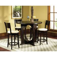 tall dining tables and chairs counter height dinette sets glass counter height dining set