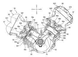 Honda v4 engine patent 07