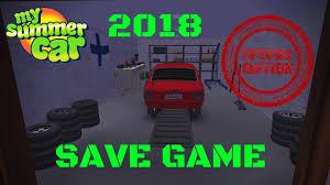 mysummercar savegame new