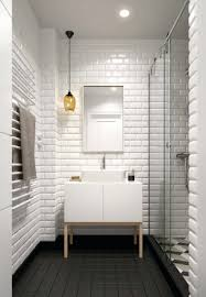 White bathroom tiles Wall White Subway Tile Wall Aricherlife Home Decor White Subway Tile Wall Aricherlife Home Decor Simple And
