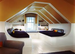 Photo 5 of 7 Amazing Converted Attic Bedroom #5 Kids' Room. Attic Conversion