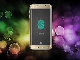 fingerprint lock screen apk for android