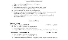 Free Simple Resume Resume Ccv Cvbuilder Template Free And Simple Resume Smlf Basic 72