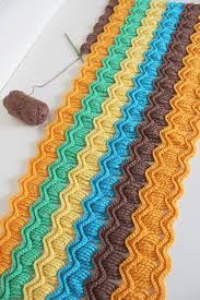 Wave Crochet Pattern Free Magnificent Inspiration Design