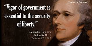 Liberty Quotes Unique Alexander Hamilton Quotes