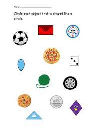 Shape identification preschool shapes worksheets for kindergarten. Shape Recognition Worksheets Teachers Pay Teachers