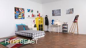 IKEA and HYPEBEAST Outfit an Art Studio for the Future Creative