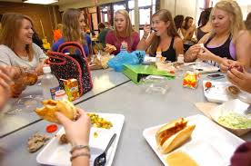 high school lunch table. The New Lunch Table Experience High School Seventeen\u0027s Bucket List - WordPress.com