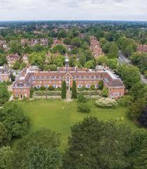 St Hugh's College Oxford