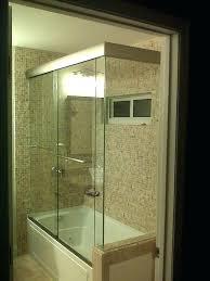 bathtubs bathtub glass doors tub enclosures what you should look for in shower frameless enclosur