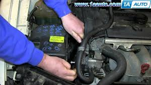 how to install replace engine serpentine belt volvo v wagon how to install replace engine serpentine belt volvo v70 wagon
