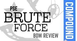 Pse Brute Force Compound Bow Review Targetcrazy Com