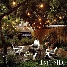 Lemontec Commercial Grade Outdoor String Lights The Best Outdoor String Lights For Party In 2020 Trendy