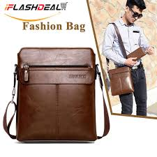 details of iflashdeal sling bag men messenger bags pu leather cross shoulder pouch bags business bags men fashion