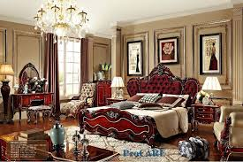 italian luxury bedroom furniture. Wonderful Bedroom Italian Luxury Bedroom Furniture Style Red Solid Wood Carving  Set With King Size   Intended Italian Luxury Bedroom Furniture