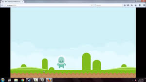 tutorial construct 2 how to make 2d platformer game moving player