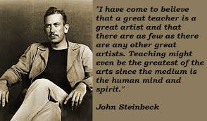 Steinbeck Quotes Magnificent John Steinbeck's Quotes Famous And Not Much Sualci Quotes