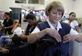 At The Beauty Salon Dominican American Women Conflicted