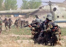 indian army exhibit gallantry through it s biggest military war exercise operation drud sankalp