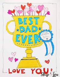 Dads love showing off the gift they get from their kids. Dad Coloring Page For The Best Dad Skip To My Lou