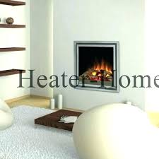 wall fireplace heater outstanding electric regarding infrared mount chimney free with infra electric