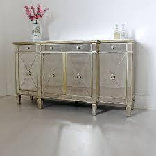 antique mirrored furniture. Antique Mirrored Credenza Furniture H