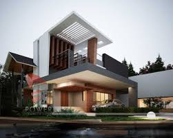 Outstanding Exterior Home Design With Glass Pics Decoration Ideas - Modern houses interior and exterior