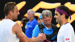 Australian Open: Roger Federer admits he got 'lucky' during ...