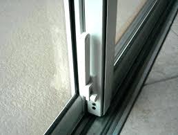sliding glass door foot locks patio lock anderson slider screen parts lo