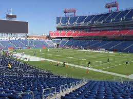 Nissan Stadium View From Lower Level 130 Vivid Seats