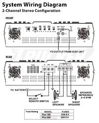 sub amp wiring diagram the wiring diagram wiring diagram 4 channel amp vidim wiring diagram wiring diagram