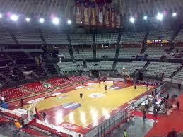 Datei:Roma - PalaLottomatica - Virtus Roma-Olimpia Milano 2008-09.jpg –  Wikipedia