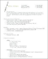 Elementary Teacher Resume Inspiration Elementary Teacher Resume Objective Elementary School Teacher Resume
