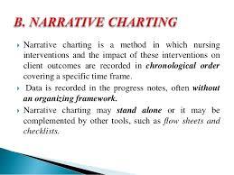 Nursing Narrative Charting Examples Nursing Documentation Sports Medicine Hospital By Nestor