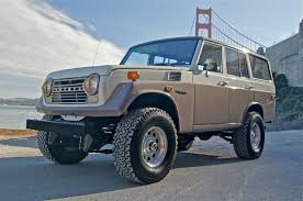 Toyota 4x4 Land Cruisers