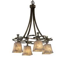 arcadia 4 downlight chandelier