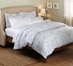 white patterned queen duvet cover for bedroom decoration ideas