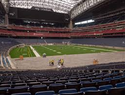 Nrg Stadium Section 119 Seat Views Seatgeek