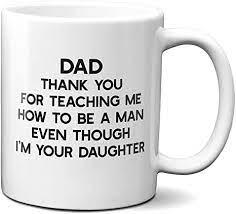 83 отметок «нравится», 1 комментариев — funny gifts (@popular.gifts) в instagram: Amazon Com Dad Coffee Mug From Daughter 11 Oz Funny Father S Day Gift Kitchen Dining