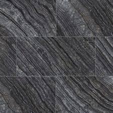 black marble floor tiles. Polish Marble With Wood Grain Look Black Floor Tiles