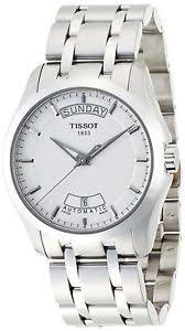 tissot couturier mens watch t035 407 11 031 00 image is loading tissot couturier mens watch t035 407 11 031