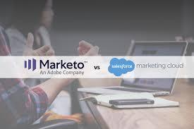 Marketo Vs Salesforce Marketing Cloud A Comparison Of
