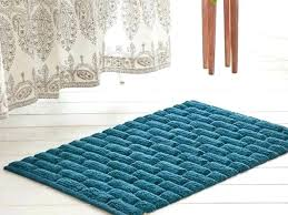 aqua bath rug small images of upstairs rugs set microfiber sets patterned brown and bathroom target