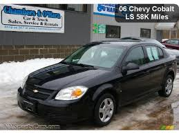 Cobalt chevy cobalt 2006 : 2006 Chevrolet Cobalt LS Sedan in Black - 867115 | NYSportsCars ...