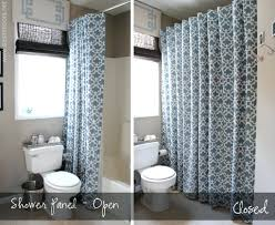 stall size vinyl shower curtain liner 54 smlf image
