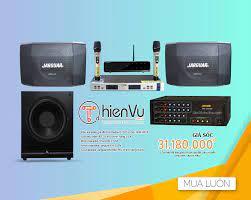 Dàn karaoke gia đình 02 - Mẫu dàn karaoke 30 triệu cực hay