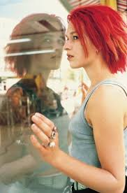 lola from the movie run lola run i remember the running not lola from the movie run lola run i remember the running