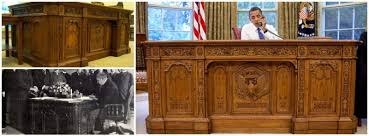 desk in the oval office. Contemporary Desk The Resolute Desk In The Oval Office Was A Gift From Queen Victoria And It  Is Built Timbers Of British Arctic Exploration Ship HMS And Desk In