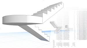 Anschließend konnten die zugeschnittenen regalbretter von vorne eingeschoben werden. Archicad Bim Treppe Ohne Treppen Werkzeug Horst Sondermann